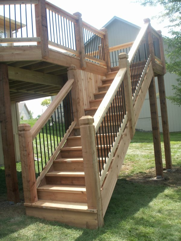 Deck Design Deck Builders Kansas City