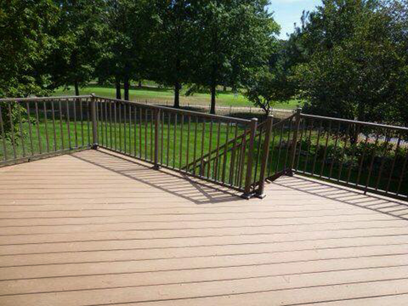 Composite Deck and Patio, Leawood, KS
