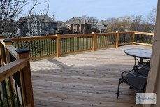 New Deck - Mike in Parkville, MO