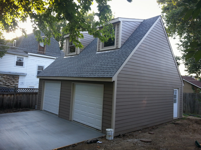 Complete Home Remodel and Garage Addition-Kansas City, MO