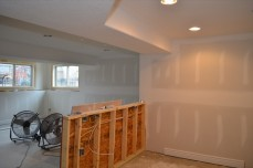 Basement Remodle - Lees Summit