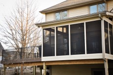 Screened In Porches Deck Builders Kansas City