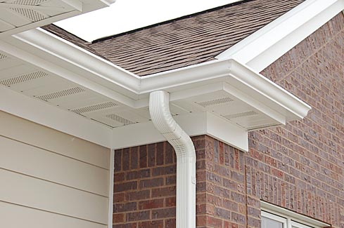 Kansas City Seamless Guttering