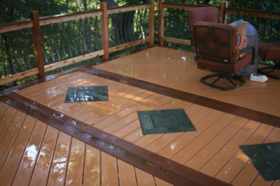 Evergrain Deck and Design