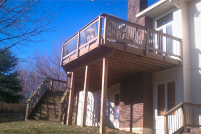 Composite Deck-Blue Springs